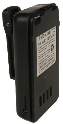 Yaesu Vertex Standard Vxa-100 1100mah Ni-mh Battery