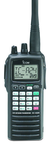 2893 icom ic a24 nav com transceiver mypilotstore com Basic Electrical Wiring Diagrams at bayanpartner.co