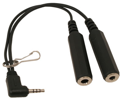 Headset connector