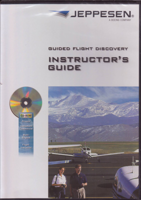 Jeppesen Instructor's Guide CD