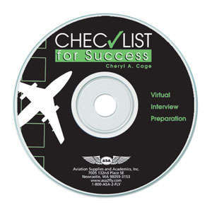 Checklist For Success Cd - Virtual Interview Preparation