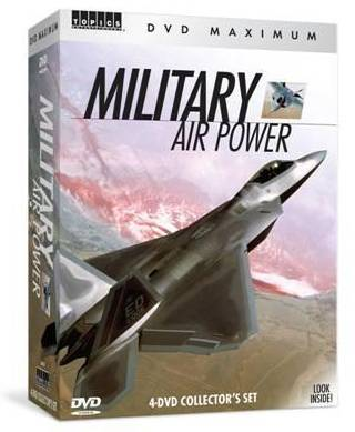 Military Air Power 4-DVD Set