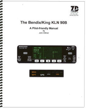 Bendix/King KLN 90B Pilot-Friendly GPS Manual