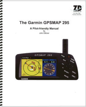 Garmin Gpsmap 295 Pilot-friendly Gps Manual