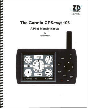 Garmin GPSmap 196 Pilot-Friendly GPS Manual