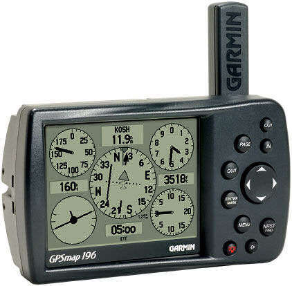 Garmin GPSMAP 196 (Americas)