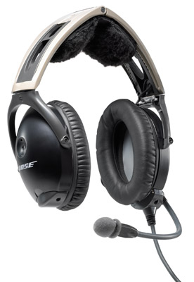 USED Bose Aviation Headset X