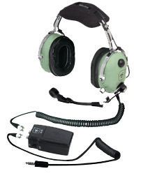 David Clark H10-66XL Noise Cancelling Military Headset