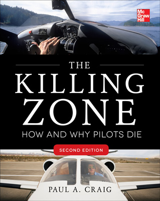 The Killing Zone, How and Why Pilots Die