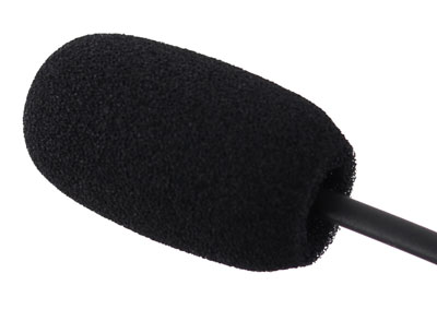 Mic Cover for LightSPEED Headsets