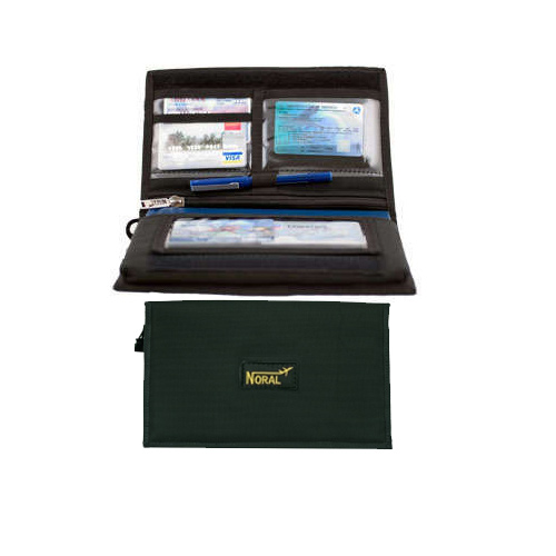 Noral Padded Logbook Cover - Standard Size