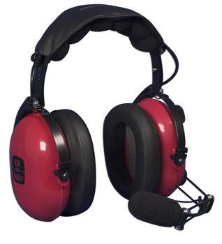 Softcomm C-40-10 Red Baron Mono Headset