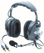SoftComm C-40-20 Silver Fox Stereo Headset