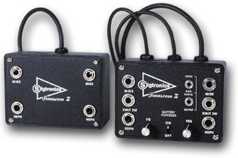 Sigtronics SPO-42 Four Place Intercom