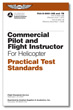 Practical Test Standards: Commercial Pilot & Flight Instructor for Helicopter