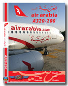 Air Arabia A320-200 Cockpit Video (dvd)