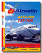 Air Calin A310-300 / B737-300 Cockpit Video (DVD)