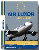 Air Luxor A330-300 Cockpit Video (dvd)
