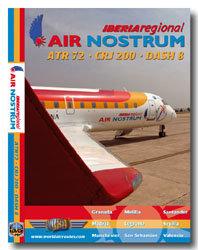Air Nostrum Atr72 / Crj-200 / Dash 8 Cockpit Video (dvd)