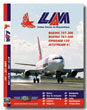 LAM 737-200 / 767-200 / Emb120 / J41 Cockpit Video (DVD)