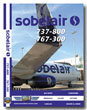 Sobelair B737-800 / B767-300 Cockpit Video (DVD)