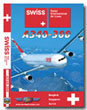 Swiss Airbus A340-300 Cockpit Video (DVD)