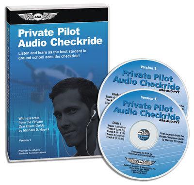 Private Pilot Audio Checkride CD
