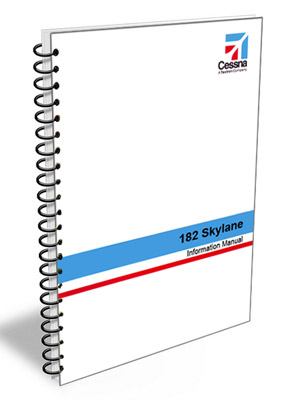 Cessna Aircraft Information Manual - 182 Skylane