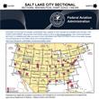 VFR: SALT LAKE CITY Sectional Chart