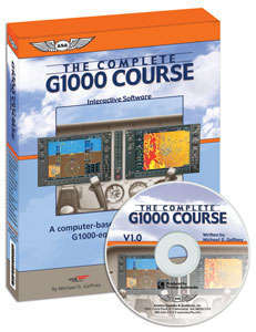 The Complete G1000 Course Interactive Software