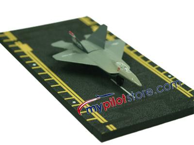 F-22 Raptor Hot Wings Die-Cast Airplane