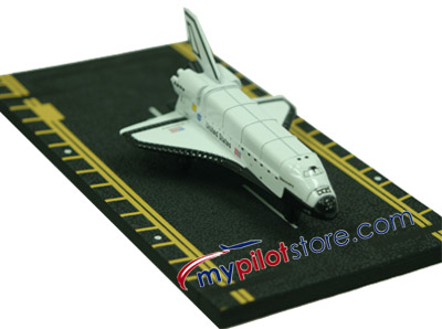 Space Shuttle Hot Wings Die-Cast Airplane