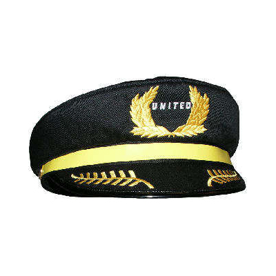 Children's Pilot Hat - United Airlines