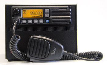 Icom IC-A110 - VHF Air Band Transceiver - Base Station