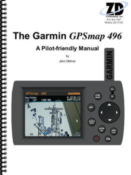 Garmin Gpsmap 496 Pilot-friendly Gps Manual