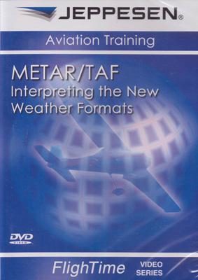Jeppesen METAR/TAF Video (DVD)