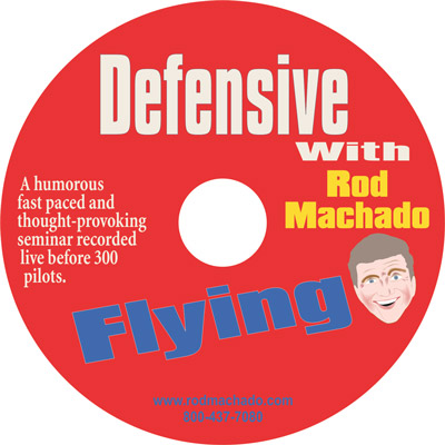 Rod Machado Defensive Flying Video (DVD)