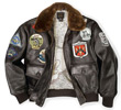 The Cockpit Top Gun G-1 Leather Jacket