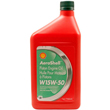 AeroShell 15W-50 Multigrade Aviation Oil - 12 Quart Case