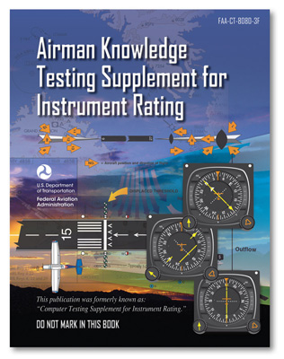 FAA Airman Knowledge Testing Supplement - Instrument Pilot