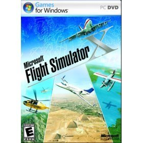 Microsoft Flight Simulator X Standard Edition