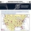VFR: WASHINGTON DC Sectional Chart
