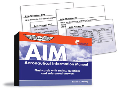 Flashcards for AIM
