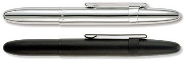 Fisher Bullet Space Pen with Clip