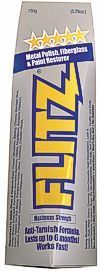 Flitz Paste Metal Polish, Fiberglass & Paint Restorer (5.29 Oz.)