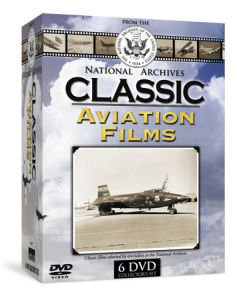 Classic Aviation Films 6-DVD Set