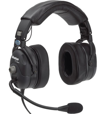 Telex Stratus 50D Digital ANR Headset