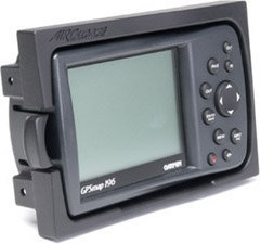 Airgizmos Garmin Gps Panel Dock - Gpsmap 196, 296, 396 And 496