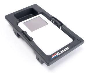 AirGizmos iPod Panel Dock