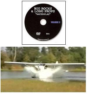 Big Rocks & Long Props Water Play Vol. 2 DVD